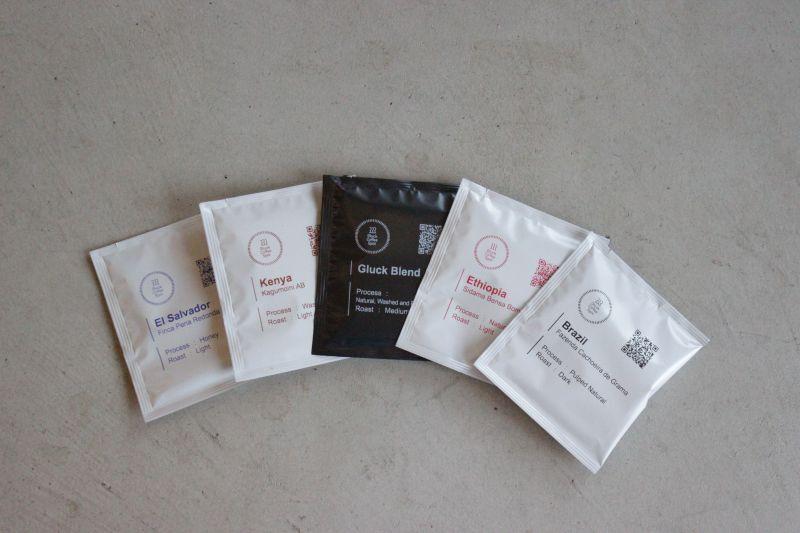 画像1: 【ONLINE SHOP限定】 Coffee Bag 20個セット (1)