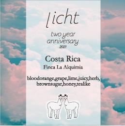 画像1: Costa Rica Finca La Alquimia 100g (1)